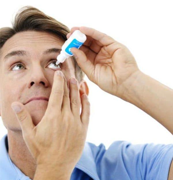 гноится глаз: лечение