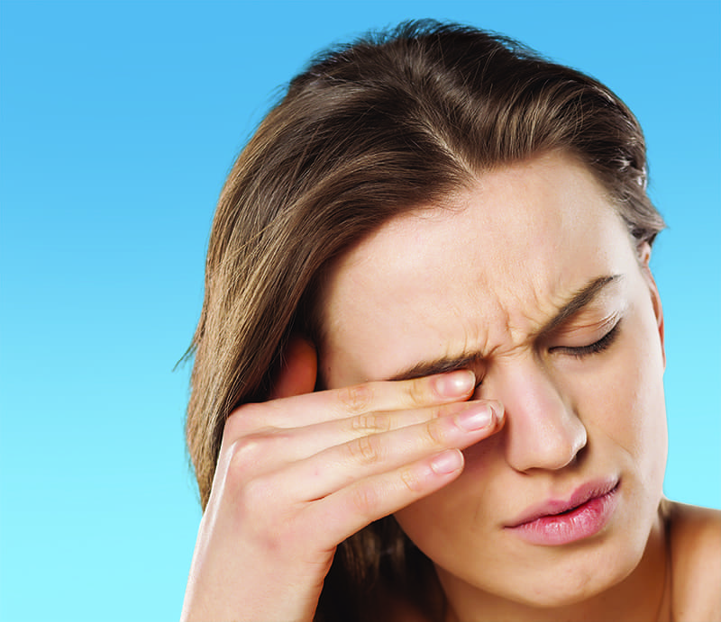 Народные средства лечения птеригиума глаза