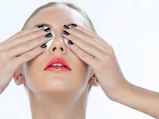 компрессы при покраснении глаз