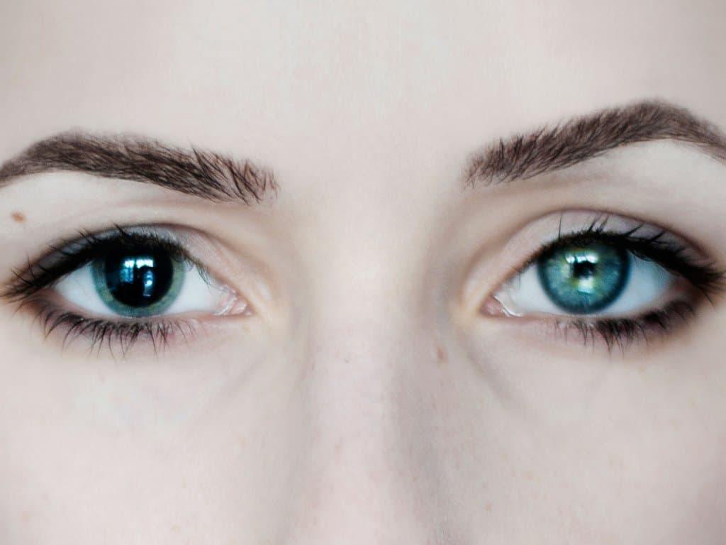 информация глаза разных цветов и форм фото подтверждает
